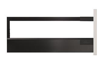 Blum Antaro sada Blumotion 500mm 65kg černá výška D s relingem