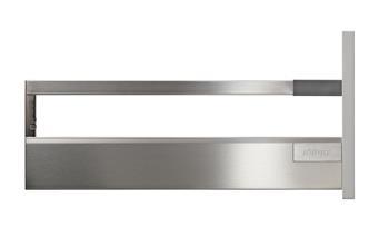 Blum Antaro sada Tip-On + Blumotion 500mm výška C nerez 65kg