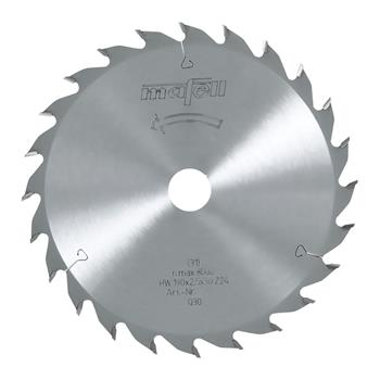 Mafell Pilový kotouč-HM, 168 x 1,2/1,8 x 20 mm, Z 24, WZ (092478)