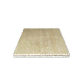 PŘEKLIŽKA panel 1700x2500mm, jednostranná, 4mm, Meranti