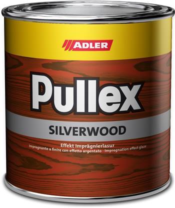 ADLER Pullex Silverwood stříbrná (Silber) 750 ml