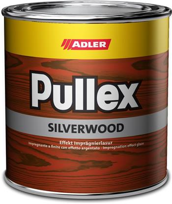ADLER Pullex Silverwood šedý hliník (Graualuminium) 20 l