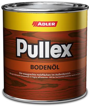 ADLER Pullex Bodenöl bezbarvá (Farblos, zum Aufhellen) 750 ml