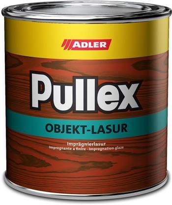 ADLER Pullex Objekt-Lasur kaštan (Kastanie) 2,5 l