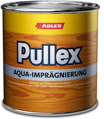 ADLER Pullex Aqua-Imprägnierung bezbarvá (Farblos, tönbar) 2,5 l