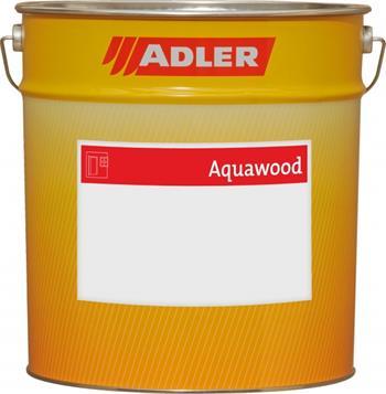 ADLER Aquawood MS-Spritzlasur středně hnědá (Mittelbraun) 25 kg