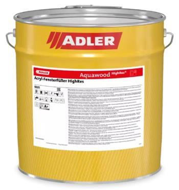ADLER Acryl-Fensterfüller HighRes bílá (Weiß, Neu) 25 kg