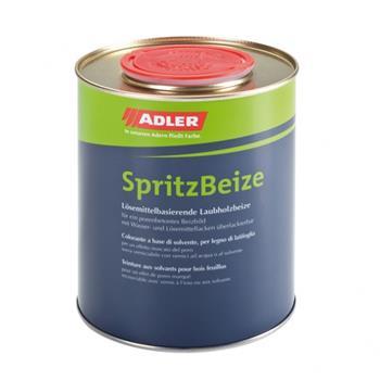 ADLER Spritzbeize bílá (Weiß) 4 l