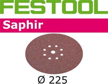 Festool STF D225/8 P24 SAPHIR/25 Brusné kotouče (495174)