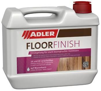 ADLER Floor-Finish Matt 4,5 l