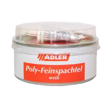 ADLER Poly-Feinspachtel černá (Schwarz) 1 kg