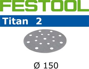 Festool STF D150/16 P150 TI2/100 Brusné kotouče (496634)