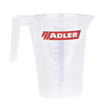 ADLER plastová odměrka 3000 ml