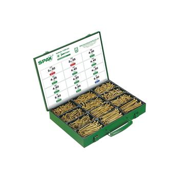 SPAX SNK montážní kufr Txplus, pozink