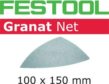 Festool STF DELTA P80 GRANAT NET/50 Brusivo s brusnou mřížkou (203320)
