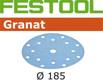Festool STF D185/16 P240 GRANAT/100 Brusné kotouče (497189)