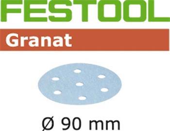 Festool STF D90/6 P220 GRANAT/100 Brusné kotouče (497370)