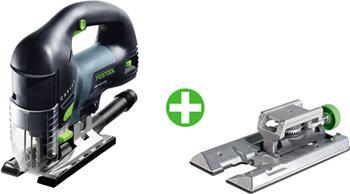 Festool PSB 420 EBQ-Plus + úhlový stůl WT-PS 420
