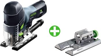 Festool PS 420 EBQ-Set + úhlový stůl WT-PS 420