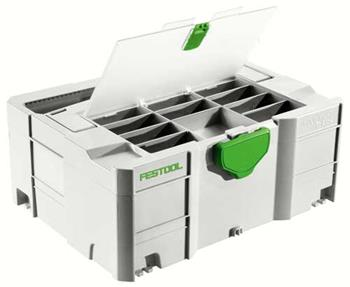 Festool SYS 3 TL-DF SYSTAINER T-LOC DF (498390)