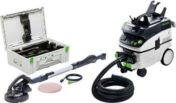 Festool LHS 225-IP/CTL36-Set Bruska (575446)