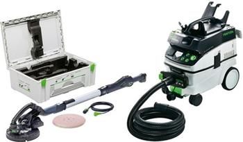 Festool LHS 225-SW/CTM36-Set Bruska (575456)