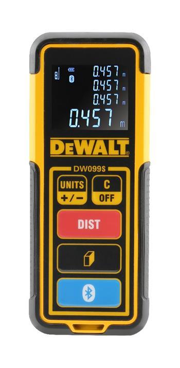 DeWALT DW099S laserový měřič vzdálenosti