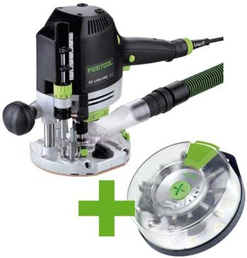 Festool OF 1400 EBQ-Plus + Box-OF-S 8/10x HW Horní frézka (574398)