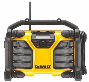 DeWALT DCR017 DAB rádio