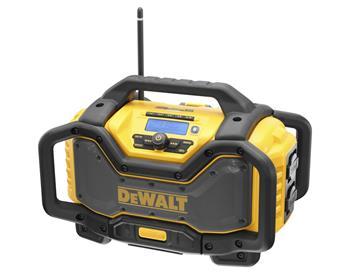 DeWALT DCR027 rádio s nabíječkou