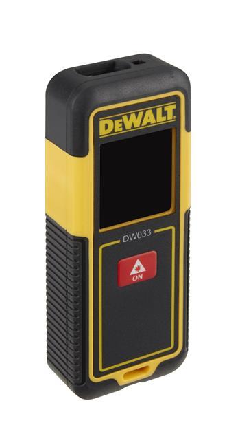 DeWALT DW033 laserový měřič vzdálenosti