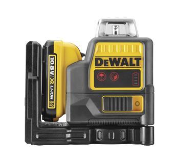 DeWALT DCE0811D1R Křížový laser červený