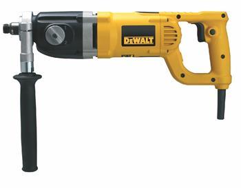 DeWALT D21580K dvourychlostní vrtačka pro suché vrtání