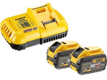 DeWALT DCB118X2 sada nabíječky a baterií