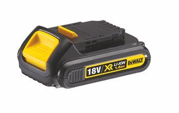 DeWALT DCB181 zásuvný akumulátor