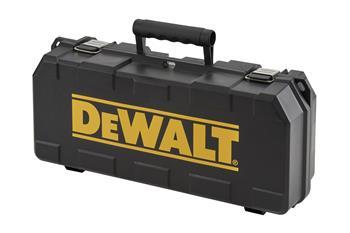 DeWALT DE4037 kufr pro úhlové brusky
