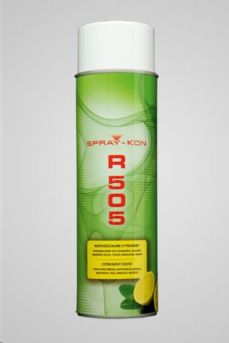 Citronový čistič R505 ve spreji 500 ml