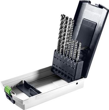 Festool SDS-Set D5-D12/7 Vrtáky do kladiv (204070)