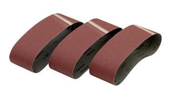 DeWALT DT3376 Brusný pás pro pásové brusky P60, 533 x 75 mm, 3ks