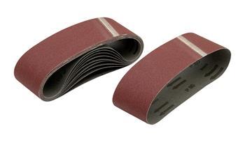 DeWALT DT3629 Brusný pás pro pásové brusky P120, 533 x 75 mm, 3ks