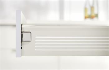 Blum 330K5000C15 Metabox bílý plný výsuv