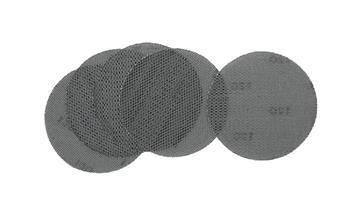 DeWALT DTM8558 Brusná mřížka EXTREME P320 pro pro excentrické brusky, 150 mm, 5 ks