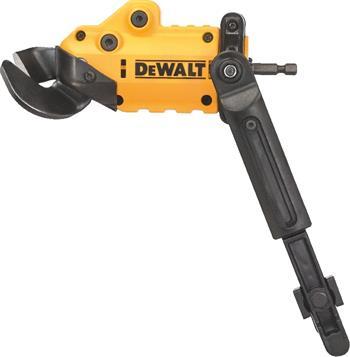 DeWALT DT70620 nůžky na plech a nástavec na rázové utahováky 2 v 1