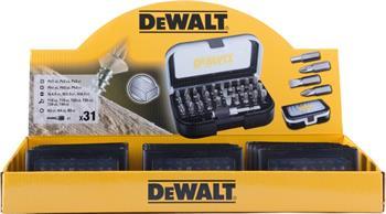 DeWALT DT7944M sada bitů v pouzdrech, 12 ks x 31 ks