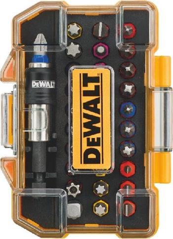 DeWALT DT7969 sada bitů + rychlospojka, 32 ks