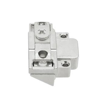 Blum 175H5B00 Aventos HF adaptér na úzký al rám levý /13767/