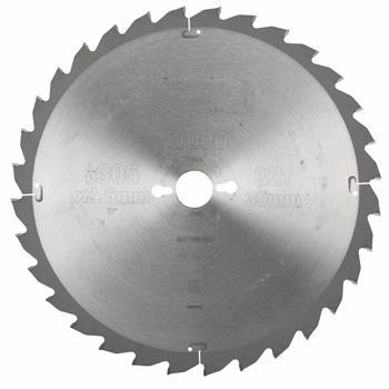 DeWALT DT4210 pilový kotouč pro kotoučové pily na dřevo a hliník, 300 x 30 mm, 96 zubů