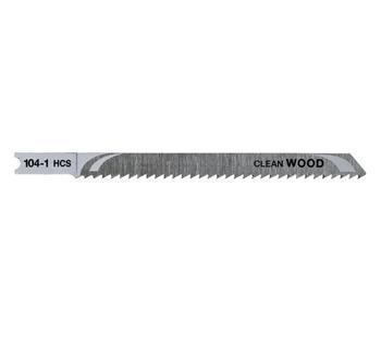 DeWALT DT2060 pilové plátky HCS na dřevo, plasty do 30 mm, 5 ks