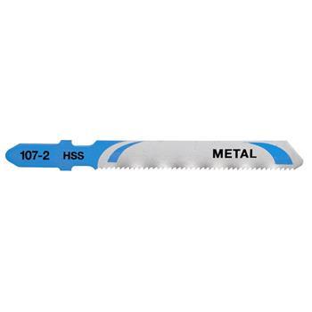DeWALT DT2161 pilové plátky z rychlořezné oceli (HSS), řezání kovů 2,5 - 6 mm, 5 ks