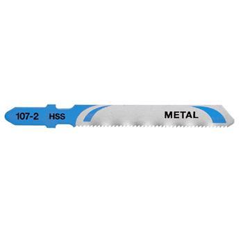 DeWALT DT2162 pilové plátky z rychlořezné oceli (HSS), řezání kovů 0,8 - 2 mm, 5 ks